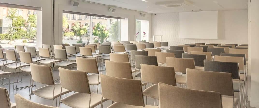 espacio para eventos empresariales en madrid