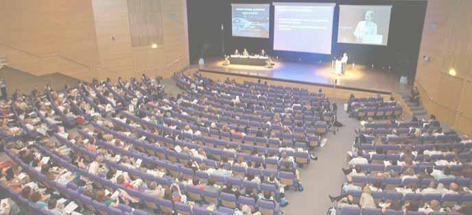 espacios para organizar congresos