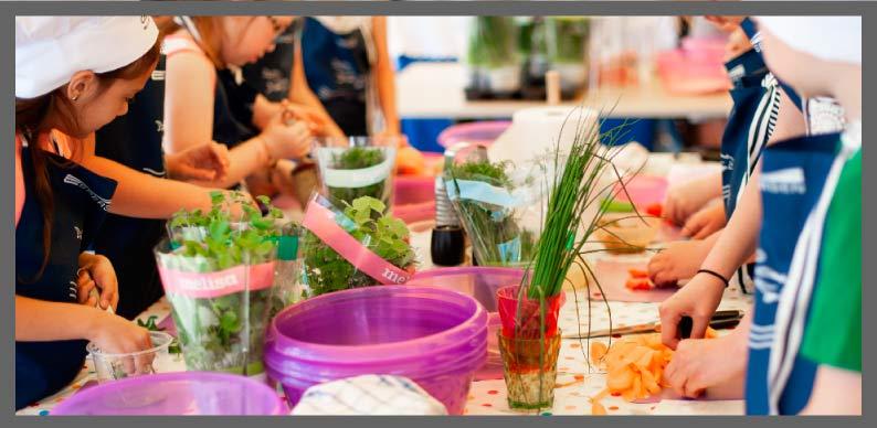 eventos talleres de cocina