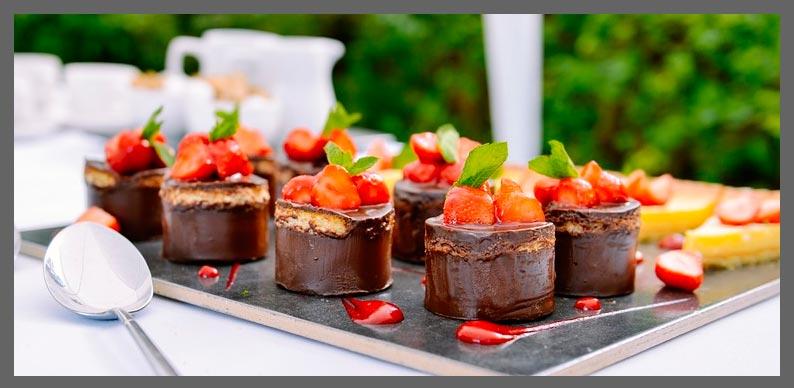 tipos de catering para bodas