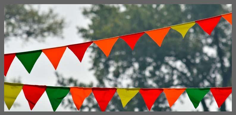 Último consejo para planificar un evento al aire libre