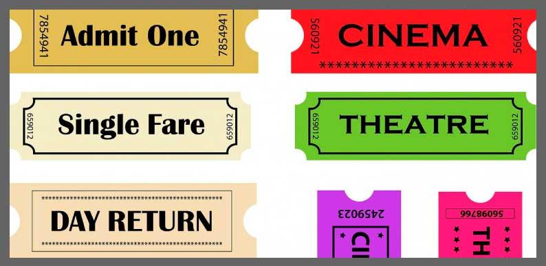controlar las entradas o inscripciones en el punto de acceso al evento